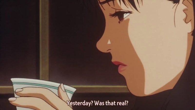 Perfect Blue anime movie Mima Kirigoe