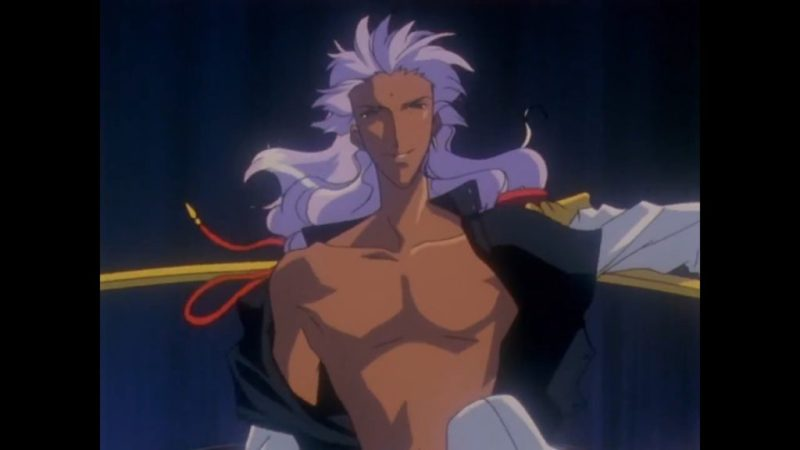 Revolutionary Girl Utena anime Akio Ohtori