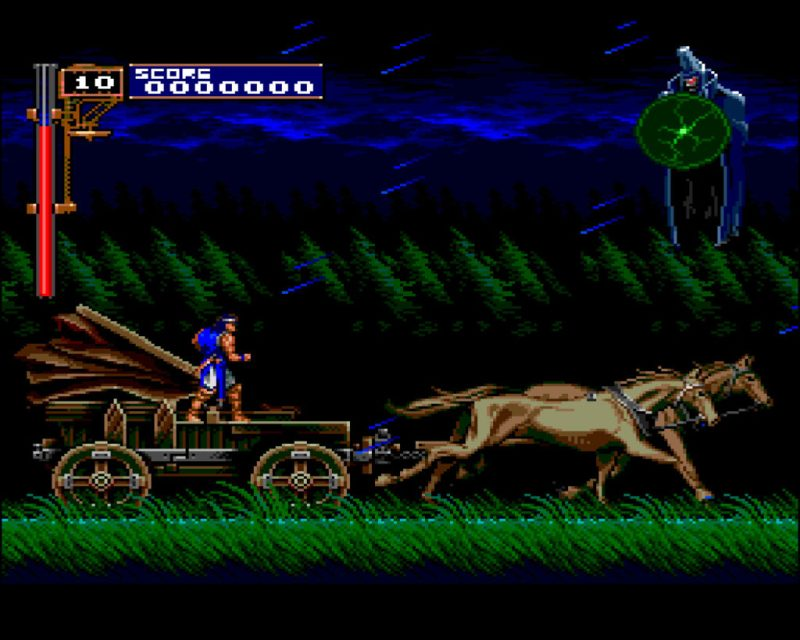 Castlevania: Rondo of Blood vs. Death