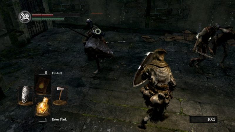 Dark Souls gameplay