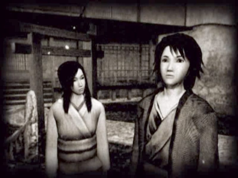 Fatal Frame Kirie and Kirie's Love