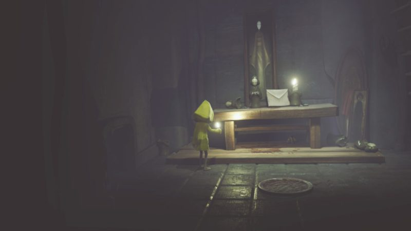Little Nightmares statues