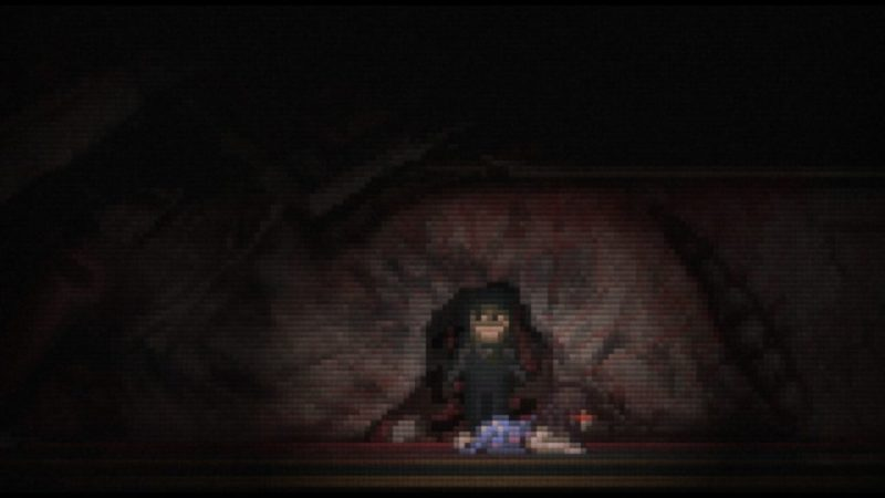 Lone Survivor Director's Cut game Her final boss