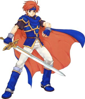 Fire Emblem: The Binding Blade Roy