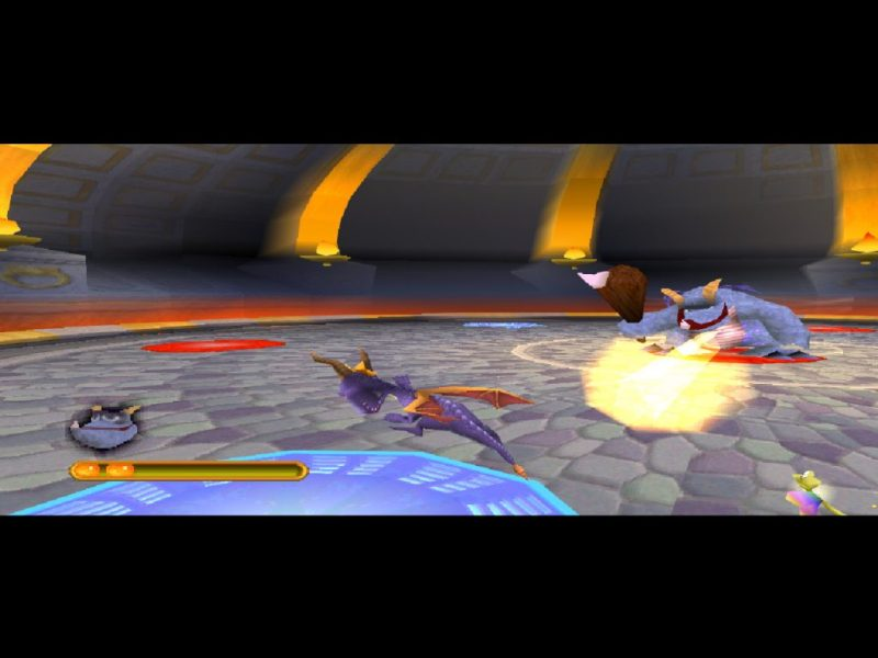 Spyro 2: Ripto's Rage (Gateway to Glimmer) Crush's Dungeon
