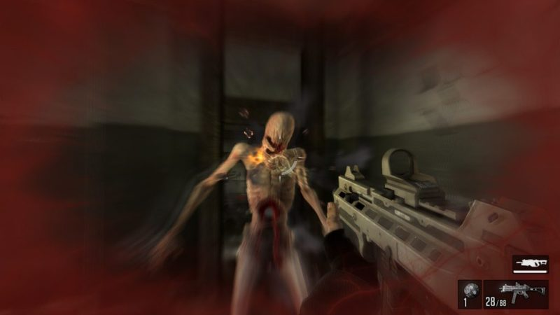 F.E.A.R. 3 Point Man gameplay Creep