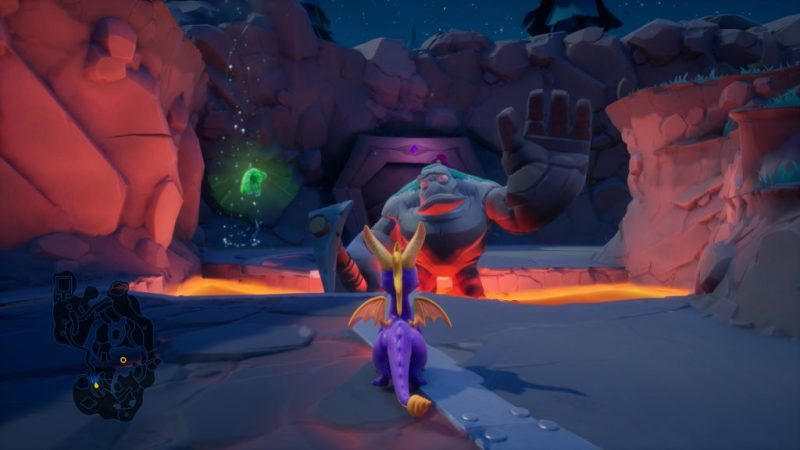 Spyro Reignited Trilogy (Ripto's Rage!) Fracture Hills Earthshaper death