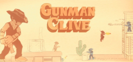 Gunman Clive game steam banner