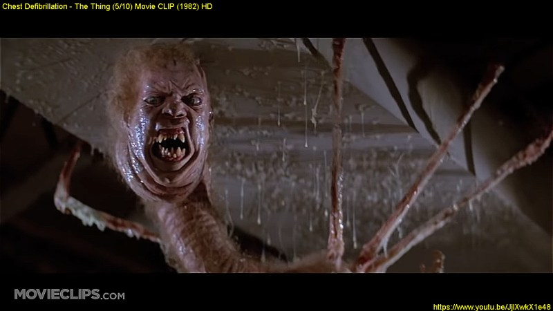 The Thing (1982) Norris-Thing