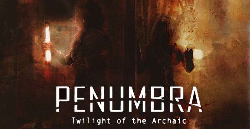 Penumbra: Twilight of the Archaic game cover art