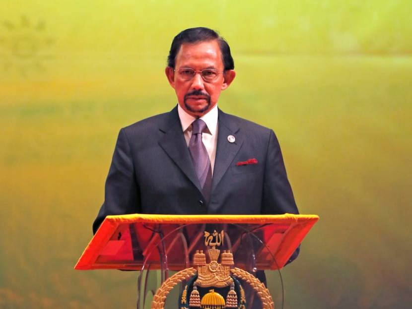 Sultan Hassanal Bolkiah has passed strict Sharia laws for Brunei.