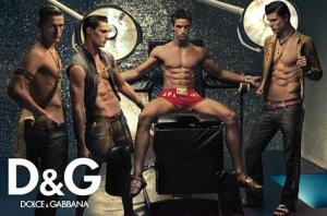 gorgeous male models topless