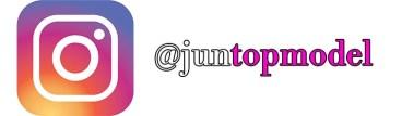 juntopmodel logo tag top model