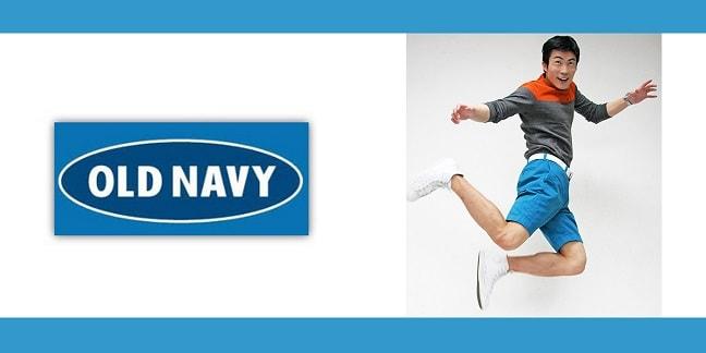 old navy modeling june top model