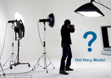 How I became a model for Old Navy - The FREE Modeling School