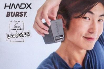 hmdx burst advertisement jun wu