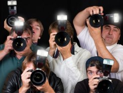 paparazzi photographers for celebrities