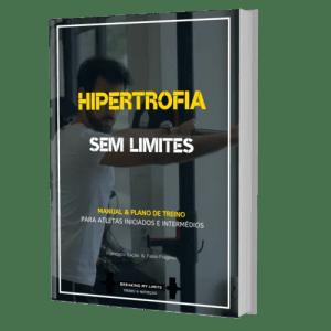 O manual e programa de treino Hipertrofia Sem Limites é ideal para atletas de nível intermédio a avançado que procurem maximizar o ganho de massa muscular