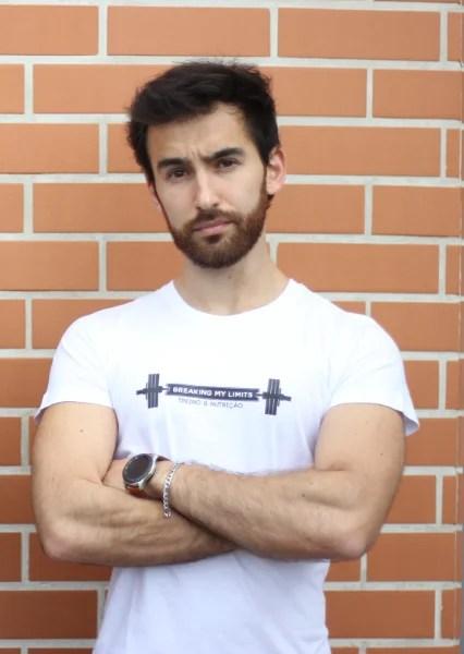 Francisco Bação - Fundador e Treinador Breaking My Limits