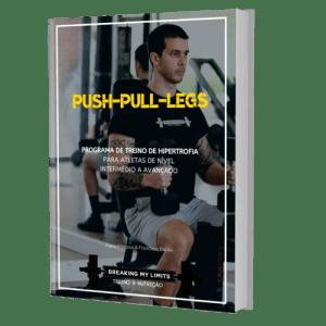 Este programa Push-Pull-Legs é ideal para atletas de nível intermédio a avançado que procurem maximizar o ganho de massa muscular