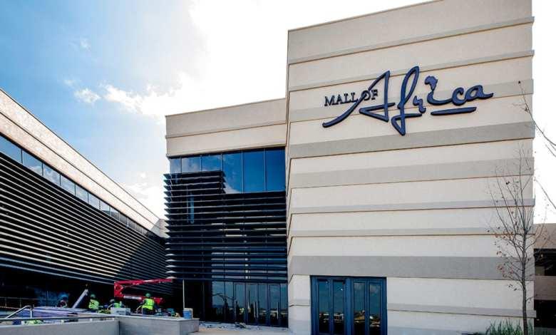 malls africa