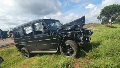Photo of EXCLUSIVE: Jeff Koinange Involved In An Accident?