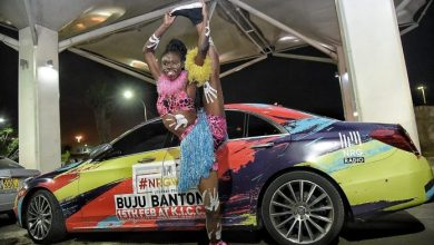 Photo of NRG Radio Welcomes Buju Banton With Cars Worth Ksh 100 Million+