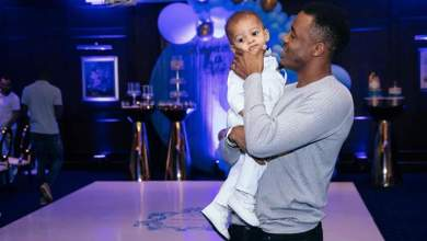 Photo of Alikiba Posts Adorable Photos Of His 1-Year Old Son
