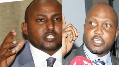 "Photo of "" …Your Wife Doesn't Drink!"" Moses Kuria Takes On Junet Mohamed Over Narok BBI Rally"