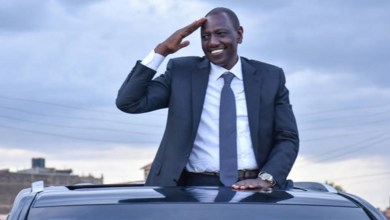 Photo of DP Ruto Declares That He Shall Stop Reggae