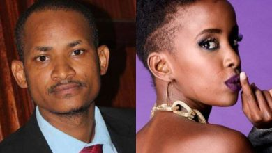 Photo of Babu Owino Tears Rapper Wangechi Apart After Defending DJ Evolve