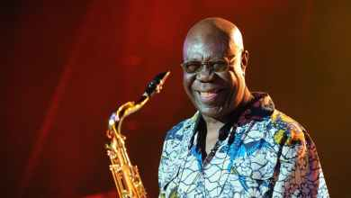 Photo of Afro-jazz Star Manu Dibango Succumbs to Coronavirus