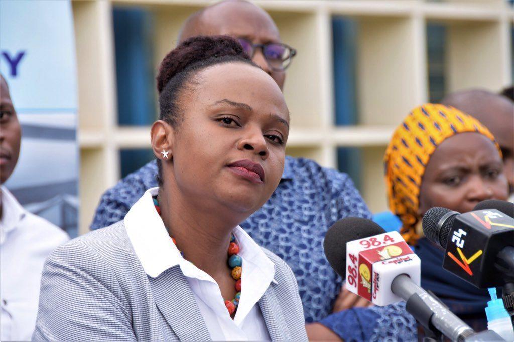 Who is Dr Mercy Mwangangi?