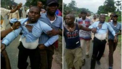 Photo of Landlord Beaten By Tenants After Hiking Rent In The Midst Of Coronavirus Pandemic