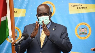 Photo of Magoha: Take Charge of Your Children