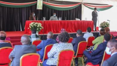 Photo of President Uhuru Warns Tanga Tanga MPs in Parliamentary Group Meeting