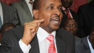 Photo of Aden Duale Speaks After His Removal From The Positon Of ML In Parliament