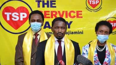 Photo of Ex-CS Mwangi Kiunjuri Resurfaces With His New Political Party