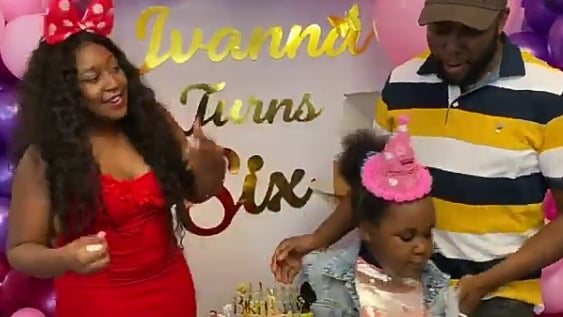 VIDEO: Betty Kyallo 'Reunites' With Dennis Okari On Their Daughter's Birthday – Kenya Breaking News Now | Kenya Latest News
