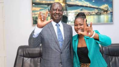 Photo of Meet The Cute Deaf Lawyer Who Asked Uhuru To Wed Her,Ruto To Be The Best Man And Raila To Receive Dowry
