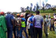 Photo of Shock In Mwea After Boda Boda Operators Forcefully Ejected A Patient From His Hospital Bed Then Lynched Him