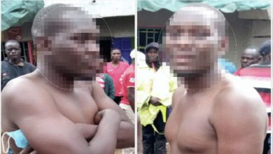 Photo of Man Stripped By Sex Worker(s) After Failing To Pay For Services On Mashujaa Day