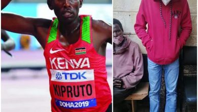 Photo of Olympic Champion Conselsus Kipruto Charged With Defiling A 15-Year Old