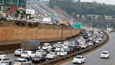 Photo of NTSA launch manhunt for Subaru drivers spotted racing on Thika Road