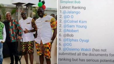 Photo of Jalang'o says clients who pulled out after 'Boys Club' scandal are now begging him