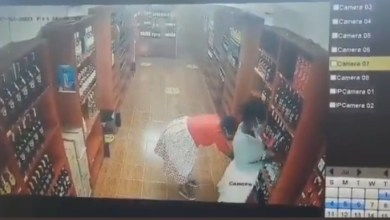 Photo of Viral Video Shows Women Stealing Alcohol From Wines and Spirits Shop