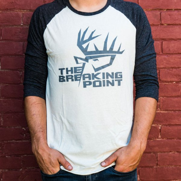 Breaking Point Baseball Shirt