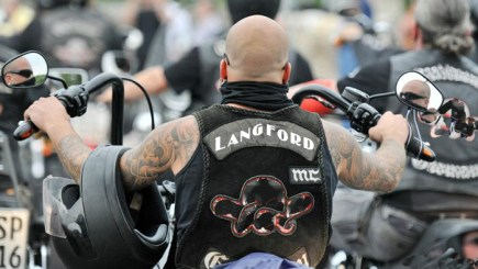 Will Langford have its own biker gang