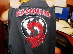 Pot shop owners are criminals who buy from motorcycle gangs like the Red Scorpions