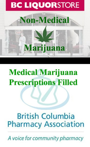 how to distribute medical and recreational pot
